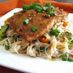 Seafood – Soy Ginger Salmon