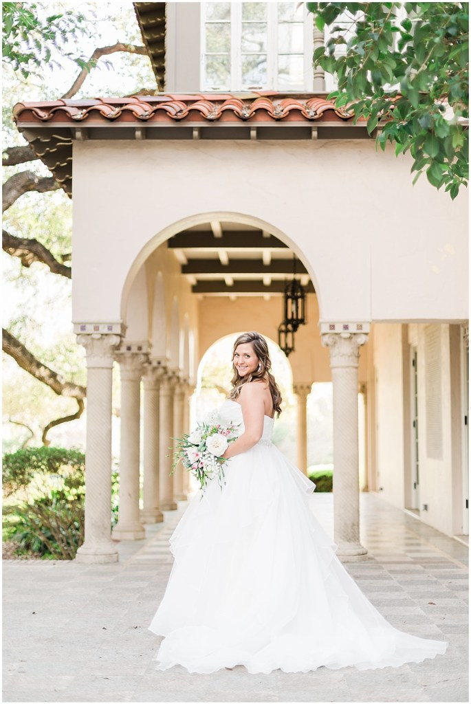 A Bridal Session at Landa Library Wedding Photos by Allison Jeffers Wedding Photography San Antonio Wedding Photographer 0007