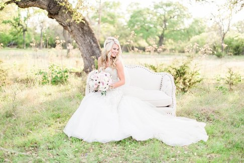 A Spring Bridal Session at Eagle Dancer Ranch Venue in Boerne Texas by Allison Jeffers Wedding Photography 0029