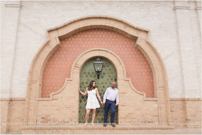 A Colorful and Unique Downtown San Antonio Engagement Session at Historic Market Square. San Antonio Wedding Photographer_0014