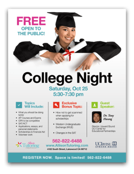 College Night_Email