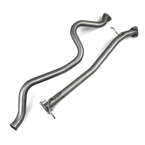 Performance exhaust manifold, extended stud kit and gasket