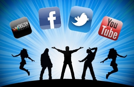 Marketing: Internet pour cibler les jeunes