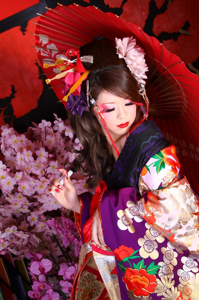 Oiran Costume All Japan Tours Blog