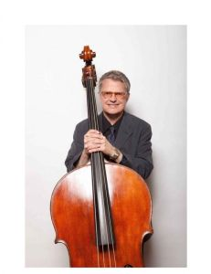 Charlie Haden photo by Steven Perilloux