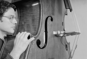 Bassist Charlie Haden in 1978. Haden died on Friday, July 11 in Los Angeles. Roger Ressmeyer/Corbis