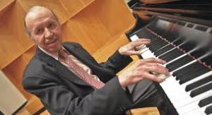 BOB DOROUGH at piano