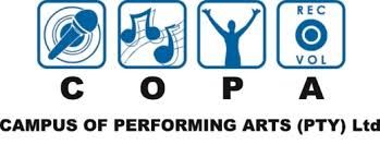 The Campus Of Performing Arts - COPA South Africa Logo