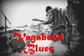 vagabond blues band Logo
