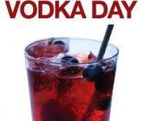 Vodka Day national