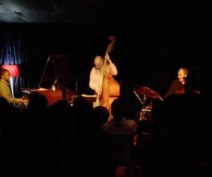 Bokani Dyer & Swiss Quartet at Straight No Chaser, Cape Town