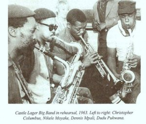 Castle Lager Big Band 1963
