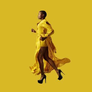 'Yellow the Novel' album cover