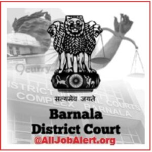 barnala district court recruitment 2019 20