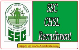 SSC CHSL Recruitment 2020 Notification