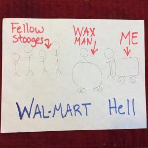 walmart hell