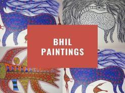 Bhil Paintings