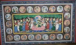 Pattachitra Painting HCODPC001B