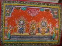 Pattachitra Painting HCODPC001E