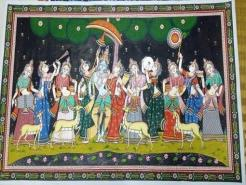 Pattachitra Painting HCODPC002A