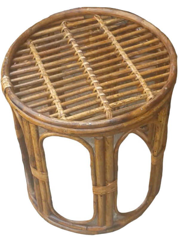 Cane and Bamboo Chair
