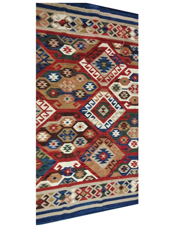 Handloom Woolen Dhurrie