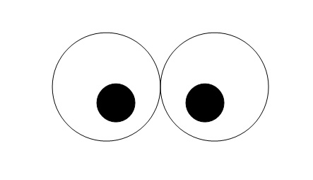 Owl Eye Templates for Crafts