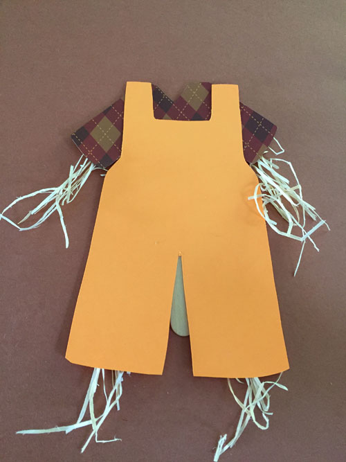 Scarecrow Craft All Kids Network