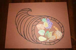 cornucopia craft