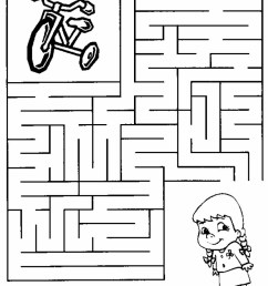 Free Printable Mazes for Kids   All Kids Network [ 1060 x 854 Pixel ]