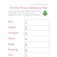 All Worksheets  Alphabetizing Worksheets - Printable ...