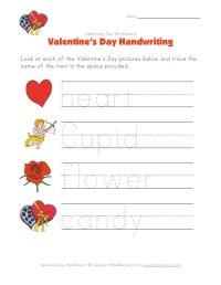 Valentines Day Worksheets For Preschoolers | www.imgkid ...