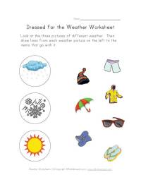 Weather in NanoPics: worksheets days of the week english