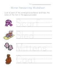 Winter Math Worksheets - winter worksheets for ...