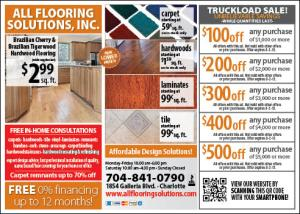 Flooring Coupons in Charlotte NC