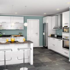 High Gloss Acrylic Kitchen Cabinets French Country Kitchens Cabinet All And Bath Solutions