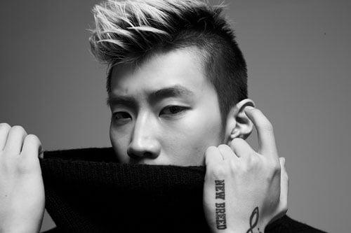 Jay Park Releases Calendar Package 2012 Jay Park Season