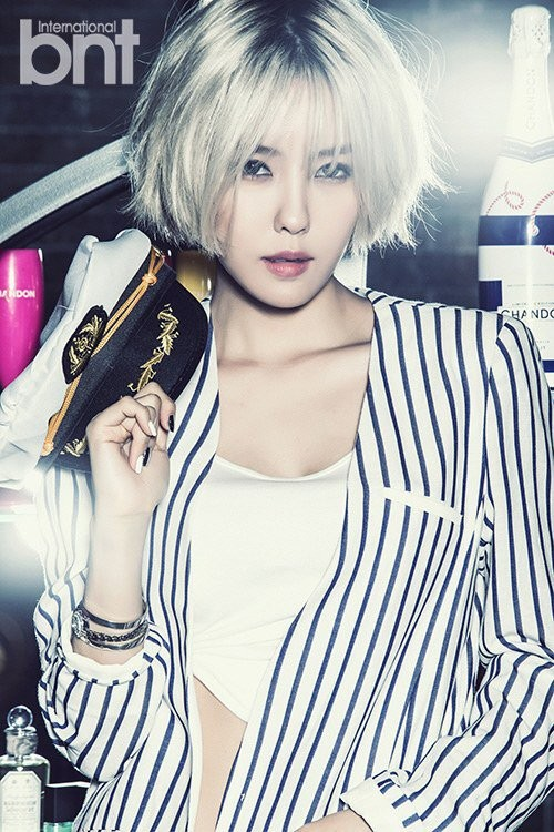 Iphone X Style Wallpaper Hyomin Leaves Fans In Awe With A Gorgeous Photoshoot