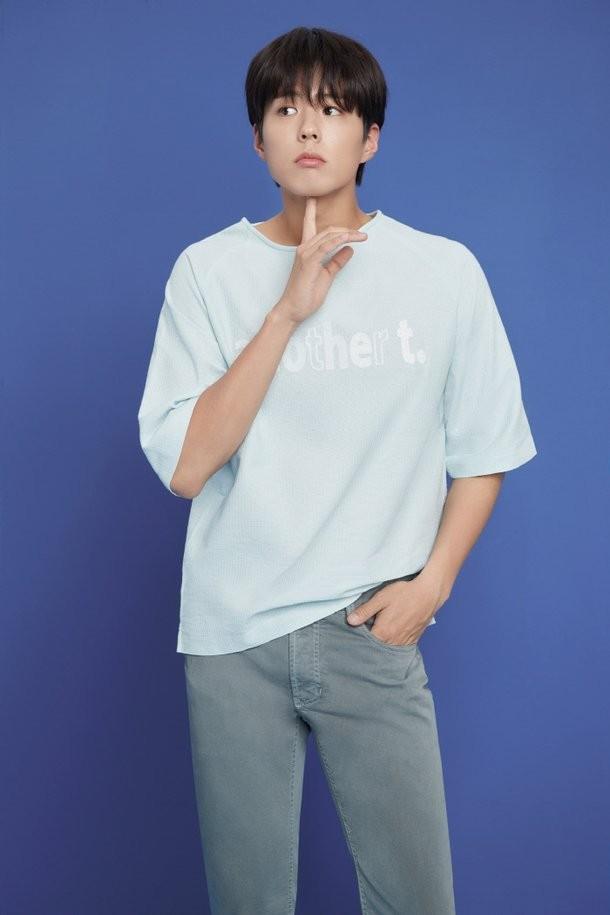 Park Bo Gum exudes boyfriend charms for his new TNGT photoshoot  allkpop