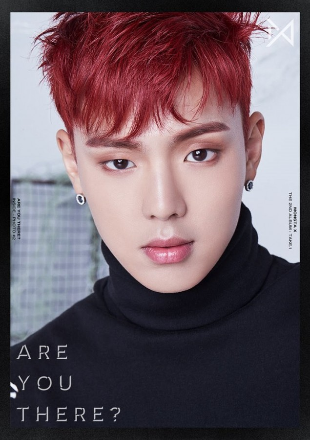 MONSTA X' Shownu. Wonho & Jooheon ask 'Are You There?' in teaser images | allkpop