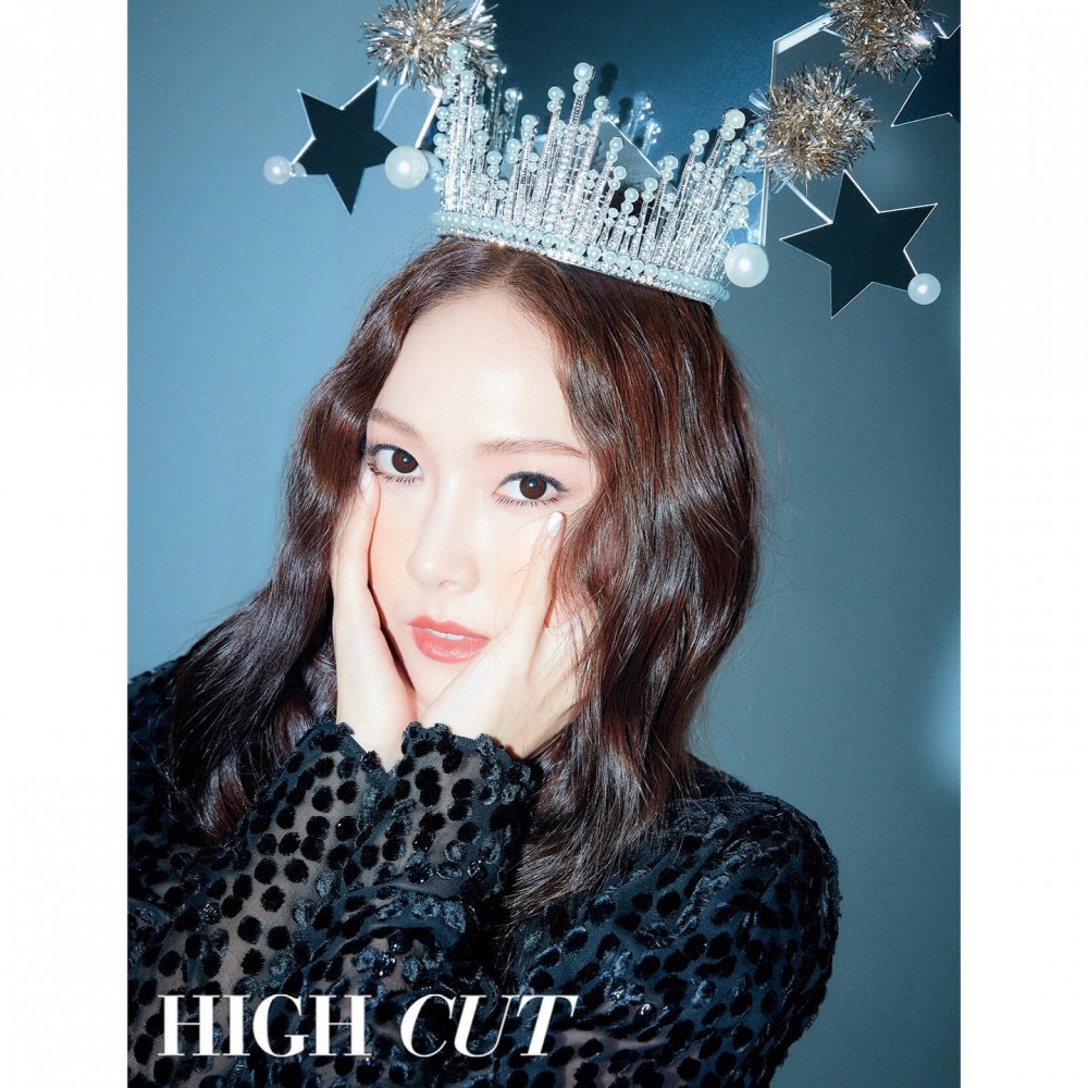 Jessica is the sparkling cover model of 'High Cut' magazine's January issue | allkpop
