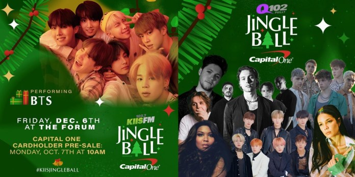 """Resultado de imagen de El 2019 Jingle Ball Tour"""""""