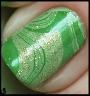 and water marble