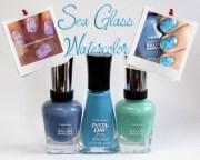 pinspirationail - sea glass watercolor