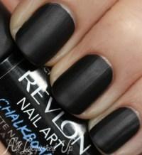 Revlon Nail Art Chalkboard Matte Nail Polish for Fall ...