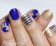 patriotic nails - 9 memorial day