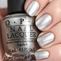 OPI Fifty Shades of Grey Swatches & Review : All Lacquered Up