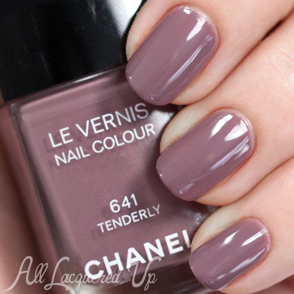 If This Creamy Raspberry Doesn T Have You Dreaming Of Spring We Don Know What Will Chanel Le Vernis Longwear Nail