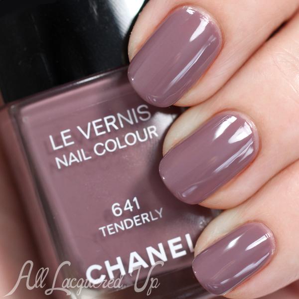 Chanel Nail Polish Collection Spring 2017