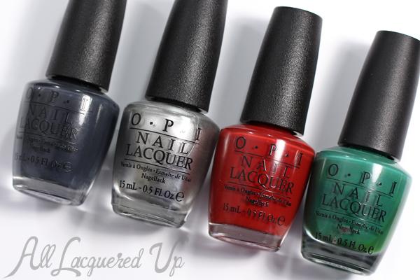Opi Fifty Shades Of Grey Nail Polish Via Alllacqueredup